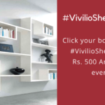 Vivilio Shelfie 150x150 - Get 30% cashback Paytm coupons, Free BookMyShow Rs100 winpin and many more from My Galaxy app