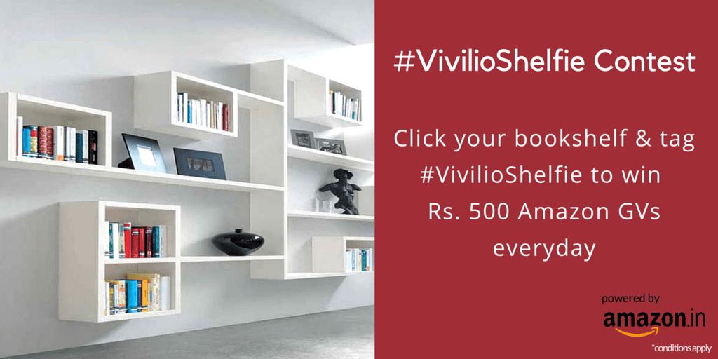 Contest – Vivilio Shelfie, Win Amazon GVs