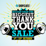 big thank you sale 150x150 - Shop for Rs.500 on SnapDeal and Get Rs.400 Freecharge Cashback+Rs.100 Snapdeal Voucher