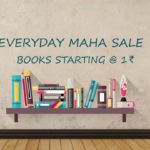 everyday mahasale 150x150 - Get Rs.50 Cashback on a transaction of Rs.50 or more on FreeCharge