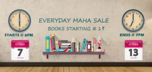 Get Free Books everyday-mahasale