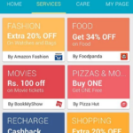 my galaxy app offers 150x150 - Get Rs 100 cashback on recharge of Rs 100 at Freecharge