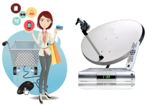 Rs 250 Cashback on Shopping or DTH Recharge of Rs 300