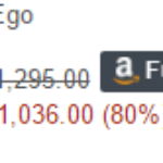 Amazon.in_ maxima ego watches 80% off