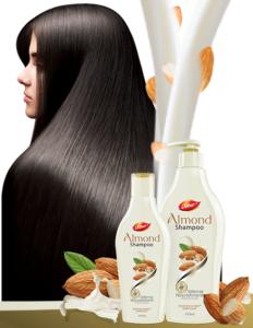 Get Free Sample of Dabur Almond Shampoo