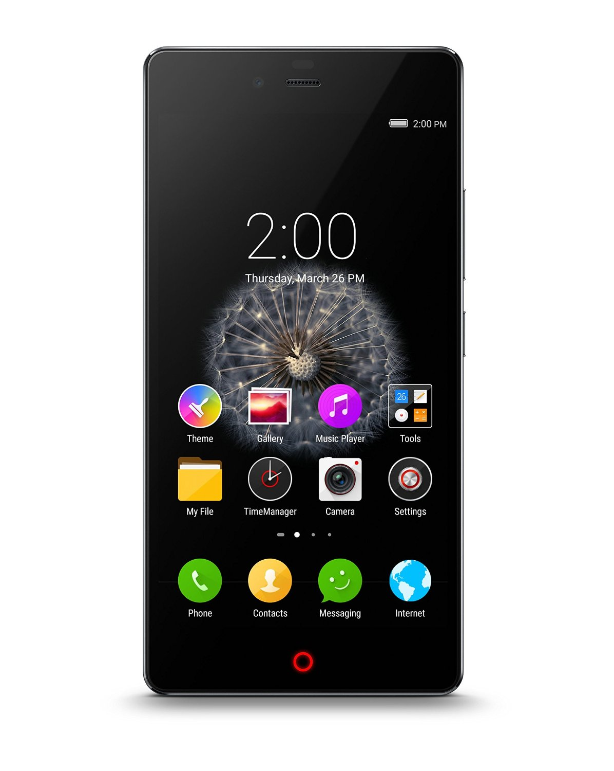 Buy ZTE Nubia Z9 Mini Black 16 GB (Unboxed) for ₹100 Only [Pricing Error] [OOS]