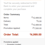 2016 03 27 13 04 37 Place Your Order Amazon.in Checkout 150x150 - Rs. 75 Mobile Recharge for Rs. 30 + Refer & Earn - MagicX App