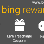 Bing Rewards Freecharge 150x150 - Loot Deals at Pinkathon Store - Women's Health & Fitness Store by Amazon