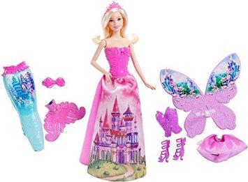 Barbie FRYTL Dress up Set, Multi Color for Rs 568 Only