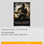 Medal Of Honor™ Pacific Assault Loot Deals On the House - Download Free PC Games