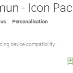 Urmun - Icon Pack for Rs 30 only 50% off – Android Apps on Google Play