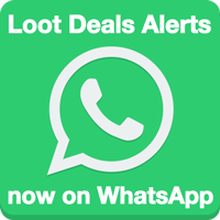 Loot Deals Alert on WhatsApp