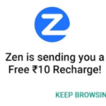 Zen Browser - Free Recharge - Loot Deals - Google Play