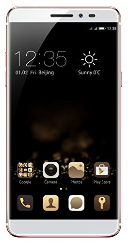 Coolpad Max A-8 (Rose Gold) Just Launched