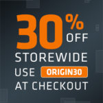 flat 30% off on Origin Loot Deals