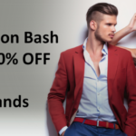 Amazon Fashion Bash 80% Off on Many Brands