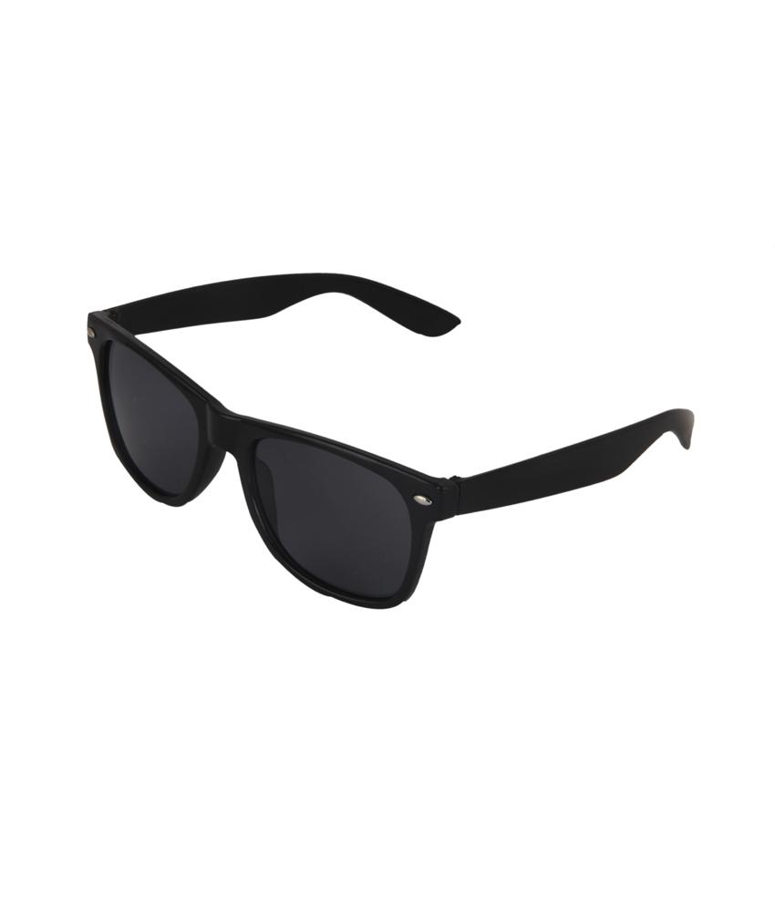 Aoito Eye Candy Black Wayfarer Sunglasses for Rs 105 (82% off)