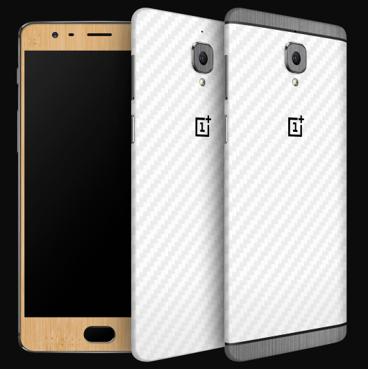 Best OnePlus 3 Skins, Wraps & Decals dbrand