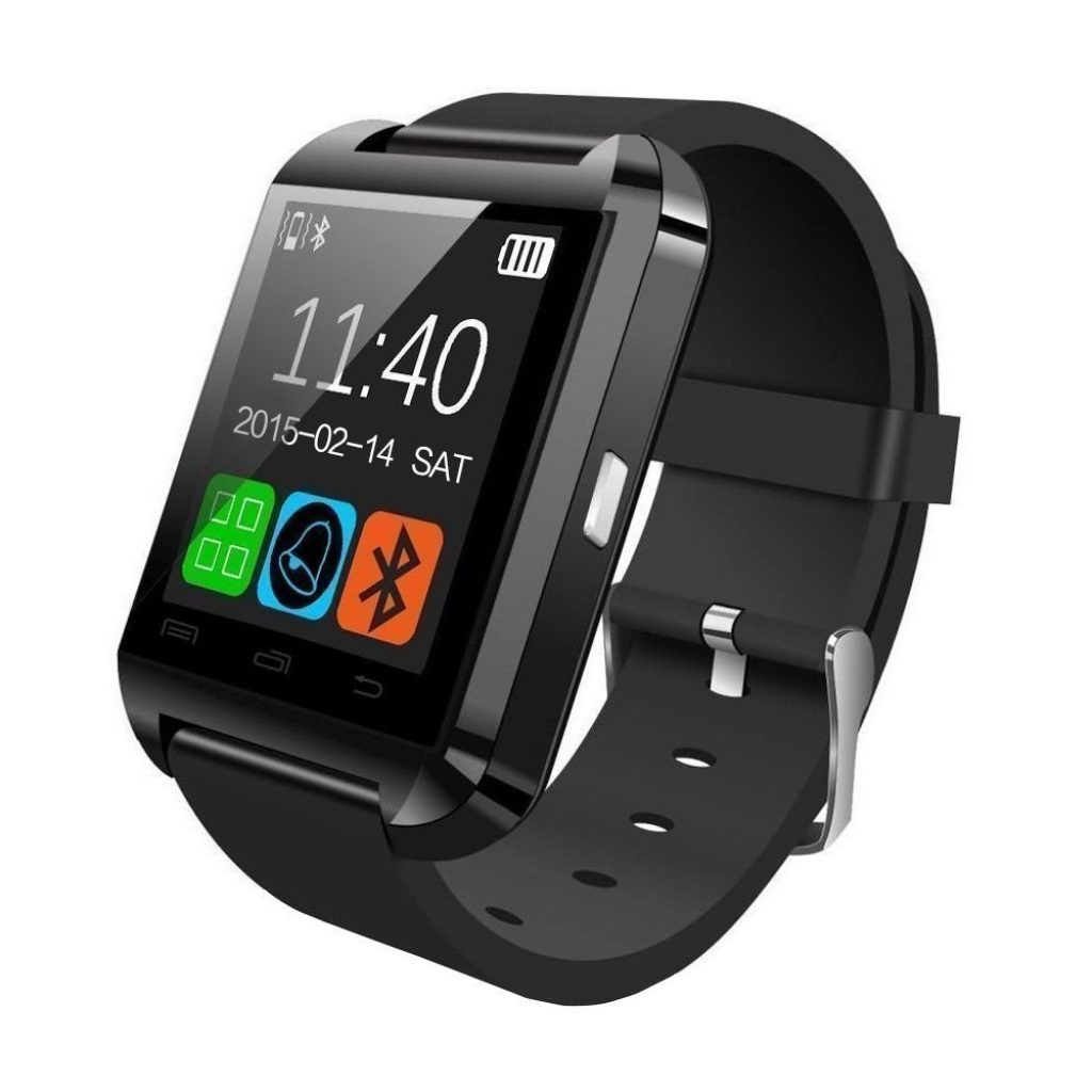 Bingo Digital Black Dial Men's Smart Watch-B-U8B for Rs 527 (81% off)