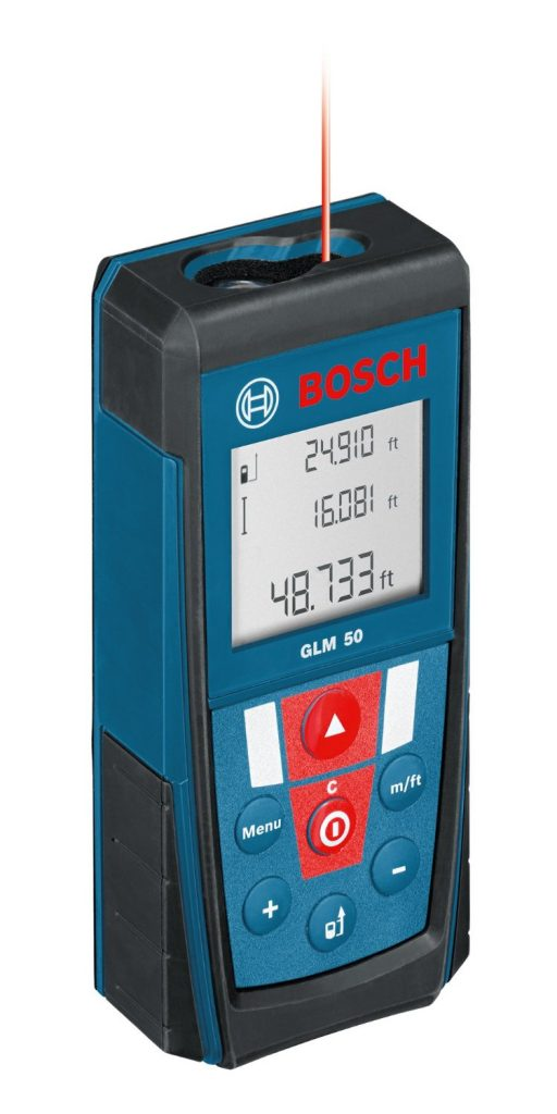 Bosch GLM 50 Laser Distance Measurement Device for Rs 4299 (57% off)