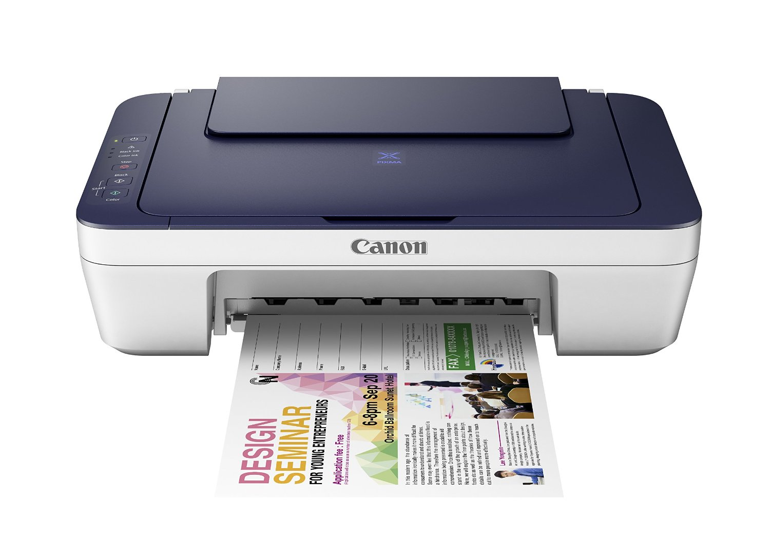Canon Pixma MG2577s All-in-One InkJet Printer (Blue/White) for Rs 2499 (32% off)