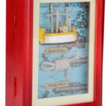 Design o Vista Wooden Key Holder 150x150 - Singer Auro Dry Iron Blue for Rs 395 (54% off)