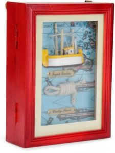 Design o Vista Wooden Key Holder 225x300 - Design o Vista Wooden Key Holder for Rs 149 (80% off)