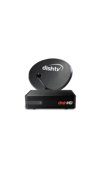 DishTV HD Connection- All India Pack for Rs 1407 (35% off)