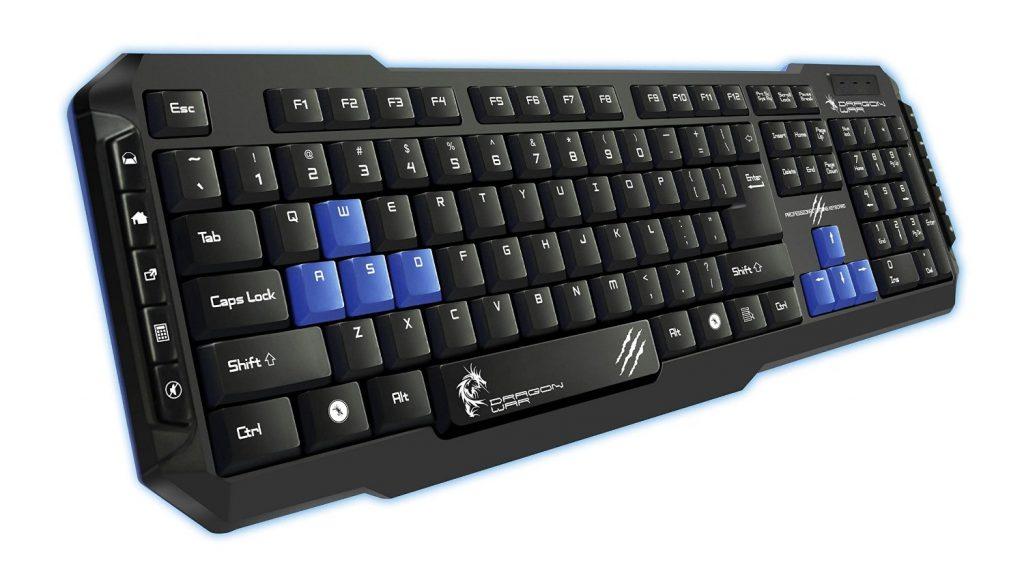 DragonWar Desert Eagle Gaming Keyboard for Rs 699 (36% off)
