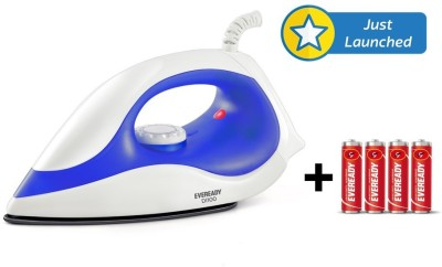 Eveready Dry Iron for Rs 400 (49% off)