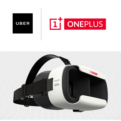 Book cab to get a FREE Oneplus Loop VR Headset (Uber)