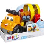 Fisher Price First Builders Mega Bloks First Builders Mike the Mixer Multi Color 150x150 - Silverlit 82359 R/C 3D Twisters Racz Extreme with Stunt Set for Rs 1,399 (63% off)