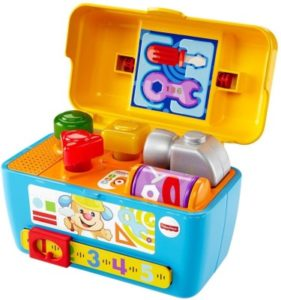 Fisher-Price LL SMART STAGES TOOLBOX