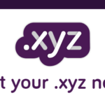 Get your .xyz domain now for Rs 20 only