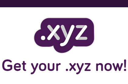Get your .xyz domain now for Rs 20 only - Get a .xyz Domain and Make your Website & Email for Rs 20 Only