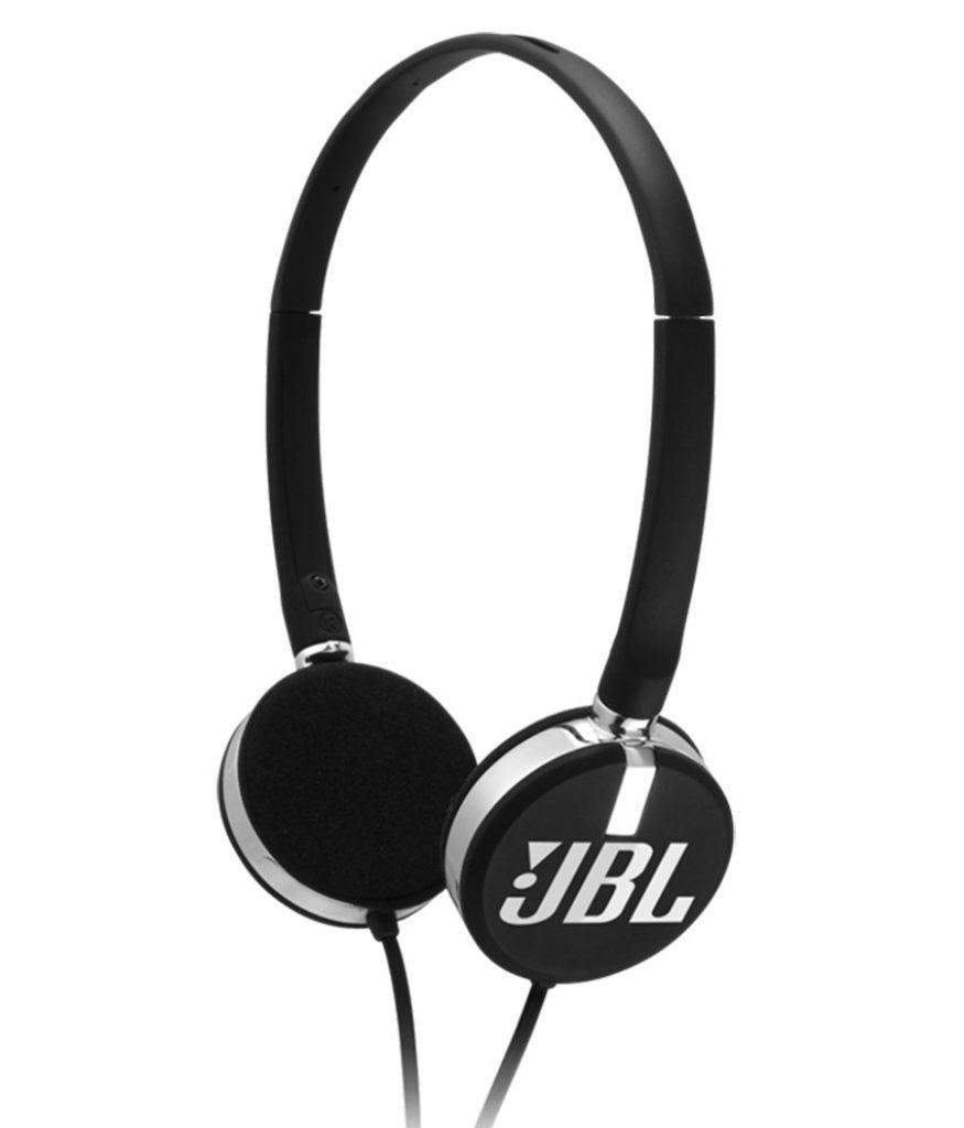 JBL On Ear Headphones (Black) for Rs 639 (68% off)