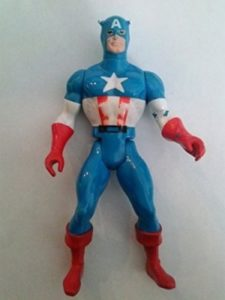 Marvel Super Heroes Secret Wars Captain America And His Shield