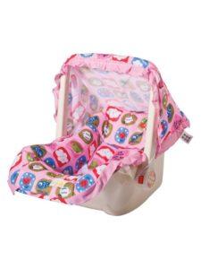 Mee Mee Cozy Carry Cot Cum Rocker 5 in 1 Pink 225x300 - Mee Mee Cozy Carry Cot Cum Rocker 5 - in - 1  for Rs 1,499 (25% off)