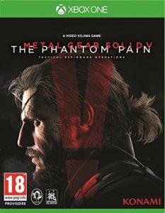 Metal Gear Solid V The Phantom Pain (Xbox One)