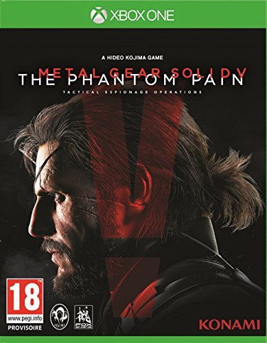 Metal Gear Solid V: The Phantom Pain (Xbox One) for Rs 1499 (58% off)