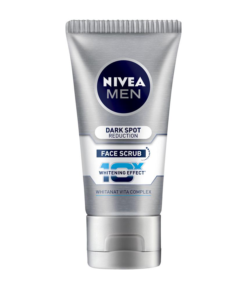 Nivea Men Dark Spot Reduction Scrub – 100 gm at 47% off
