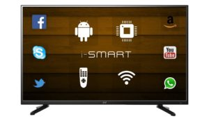 Noble SKIODO 81cm (32 inches) HD Ready Smart LED TV (Black)