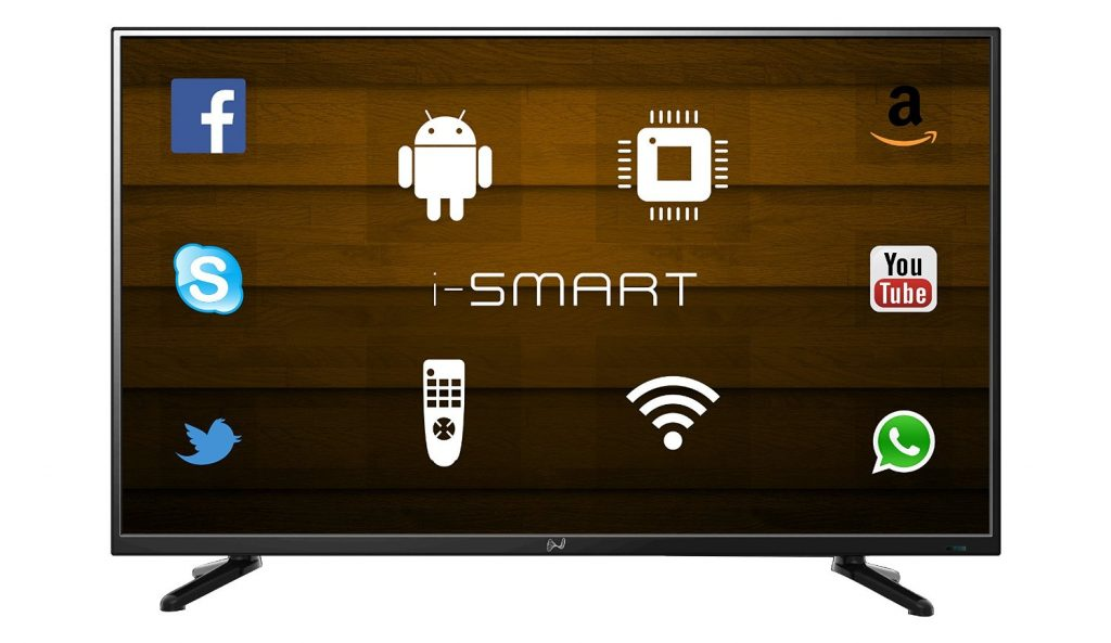 Noble SKIODO 81cm (32 inches) HD Ready Smart LED TV (Black) for Rs 14490 (28% off)