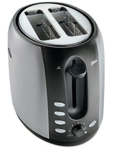 Oster TSSTJC5BBK 800 Watt 2 Slice Pop up Toaster 226x300 - Oster 800-Watt 2-Slice Pop-up Toaster (Black/Steel Finish) for Rs 989 (59% off)