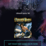 Prince of Persia The Sands of Time (PC Digital Download) for FREE by Club.UBI.com - Ubisoft Club