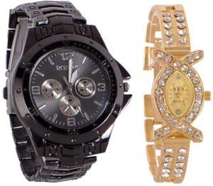 Rosra C1 Analog Watch For Couple Men Women Boys Girls 300x262 - Rosra C1 Analog Watch for Rs 243 (90% off)