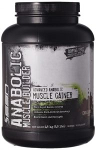 SSN Anabolic muscle builder-5.5lbs-chocolate