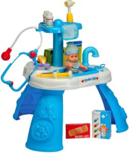 Saffire Doctor Play Set