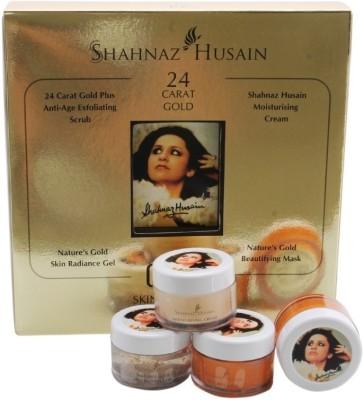 Shahnaz Husain Gold Facial Kit 40 g for Rs 285 (71% off)