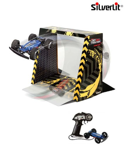Silverlit 82359 R/C 3D Twisters Racz Extreme with Stunt Set for Rs 1,399 (63% off)